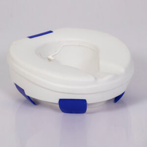 WC seat raiser without lid